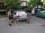 Kolesarska tura 2004 Izvir Krke - Muljava